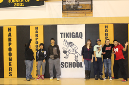 The Tikigaq Crew - Point Hope, AK 2014