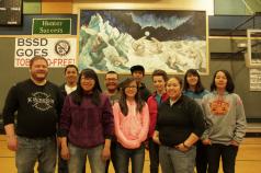 The Shishmaref Crew - Shishmaref, AK 2014