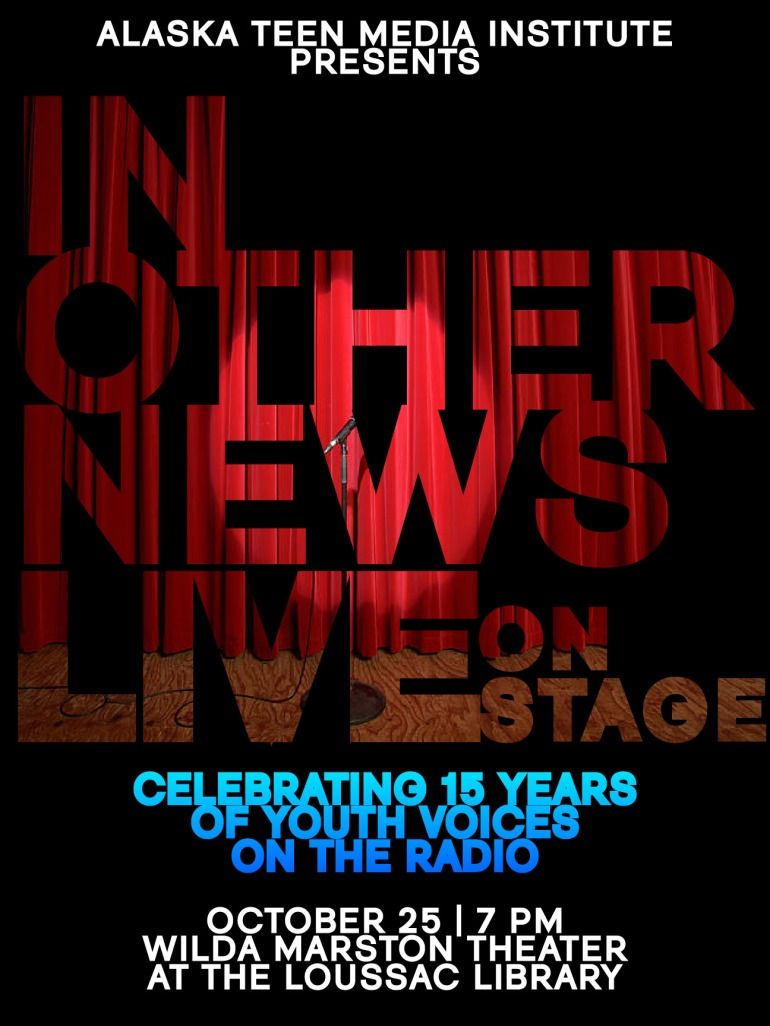 ION Live on Stage - 15 Years Anniversary Poster